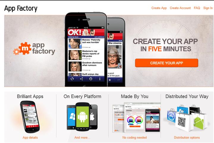 Â¡4 Plataformas gratuitas para convertir tu Blog en App!. Imagen 6