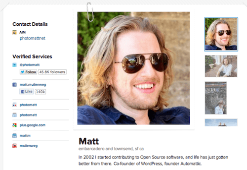 Come creare un profilo con gravatar per fare comment marketing