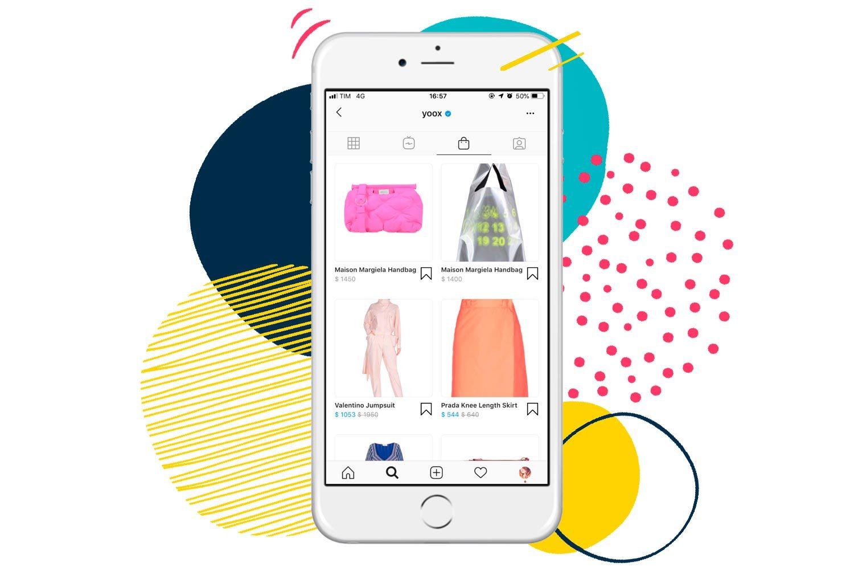 Tab Instagram Shopping