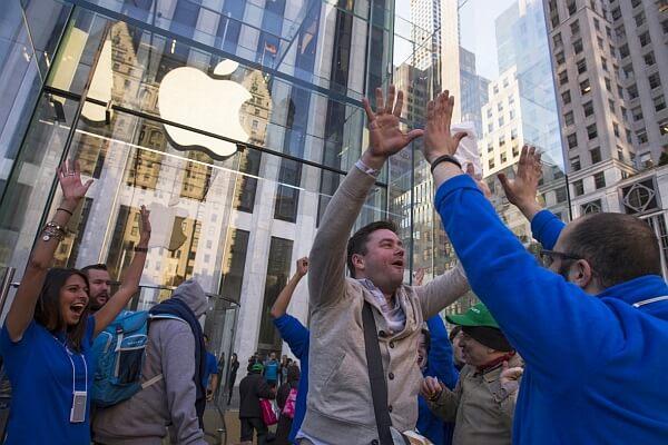 40 anni di Apple: i fans