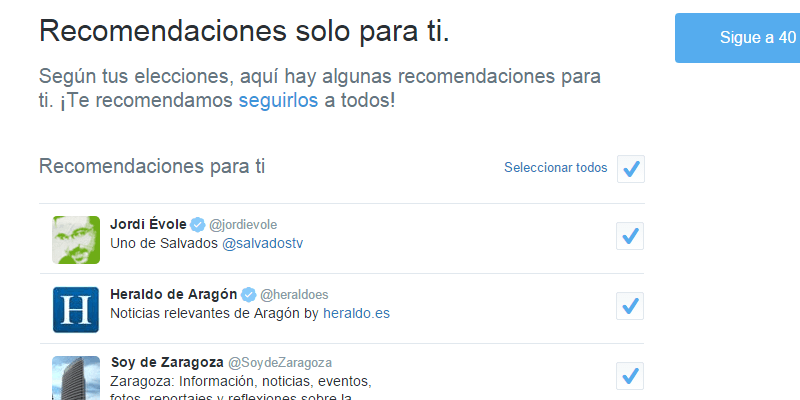Crear cuenta Twitter - Paso 6
