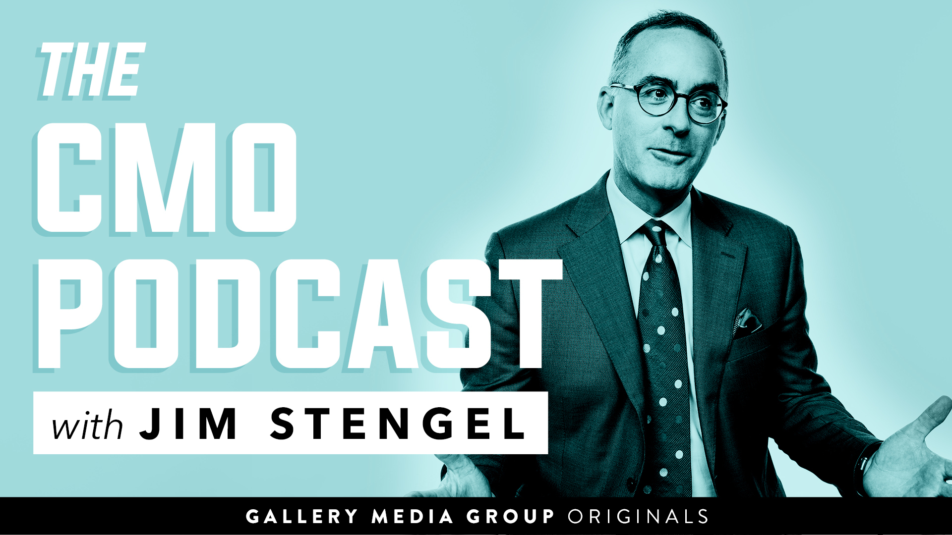 The CMO Podcast with Jim Stengel