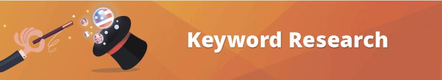 Aggiornamenti di Keyword Research