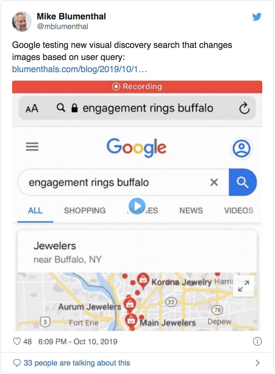 Notícias do Google: Outubro 2019. Image 0