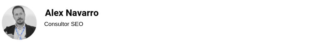 Cómo usar SEMrush - Comentario de Alex Navarro