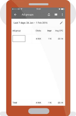 How to Use the Google AdWords iOS App. Image 4
