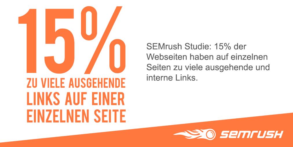 SEMrush Studie: Die 11 häufigsten SEO Onsite Fehler . Bild 10