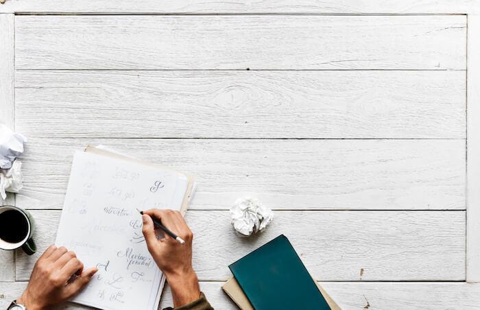 Come fare storytelling: elenca le cose che identificano la tua azienda