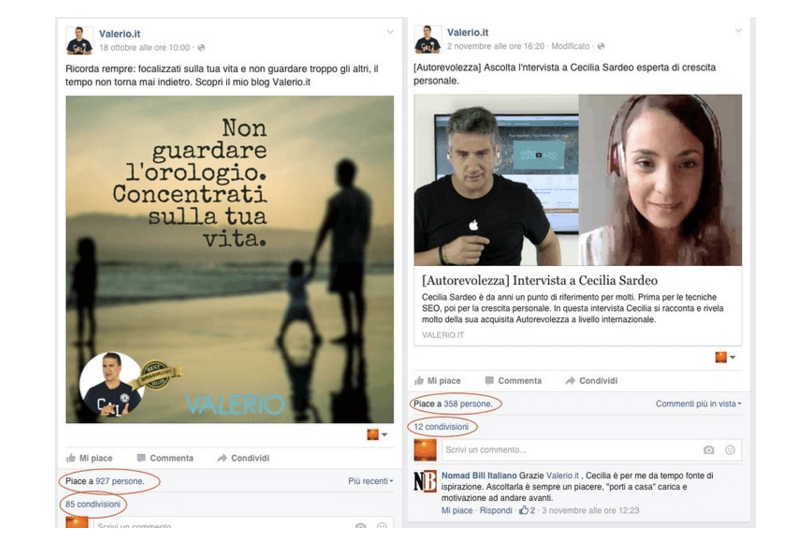Prosumer e content marketing: strategie su Facebook