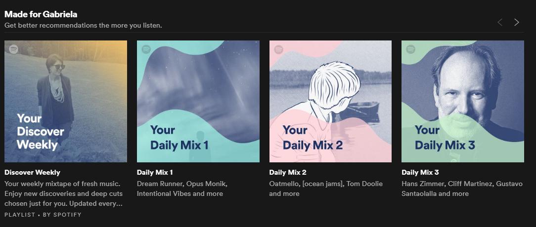 Marketing sensorial - ejemplo Spotify
