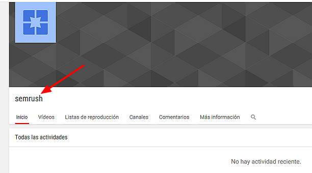 Crear canal Youtube - canal empresa YouTube