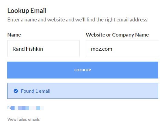 interseller-email-lookup