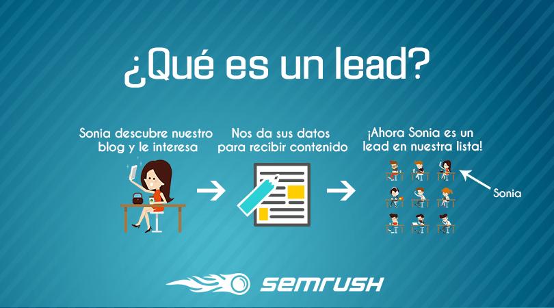 Cómo conseguir leads de calidad - ¿Qué es un lead?