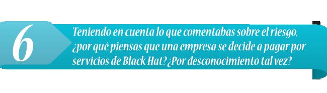 Riesgos del SEO Black Hat según Fernando Muñoz