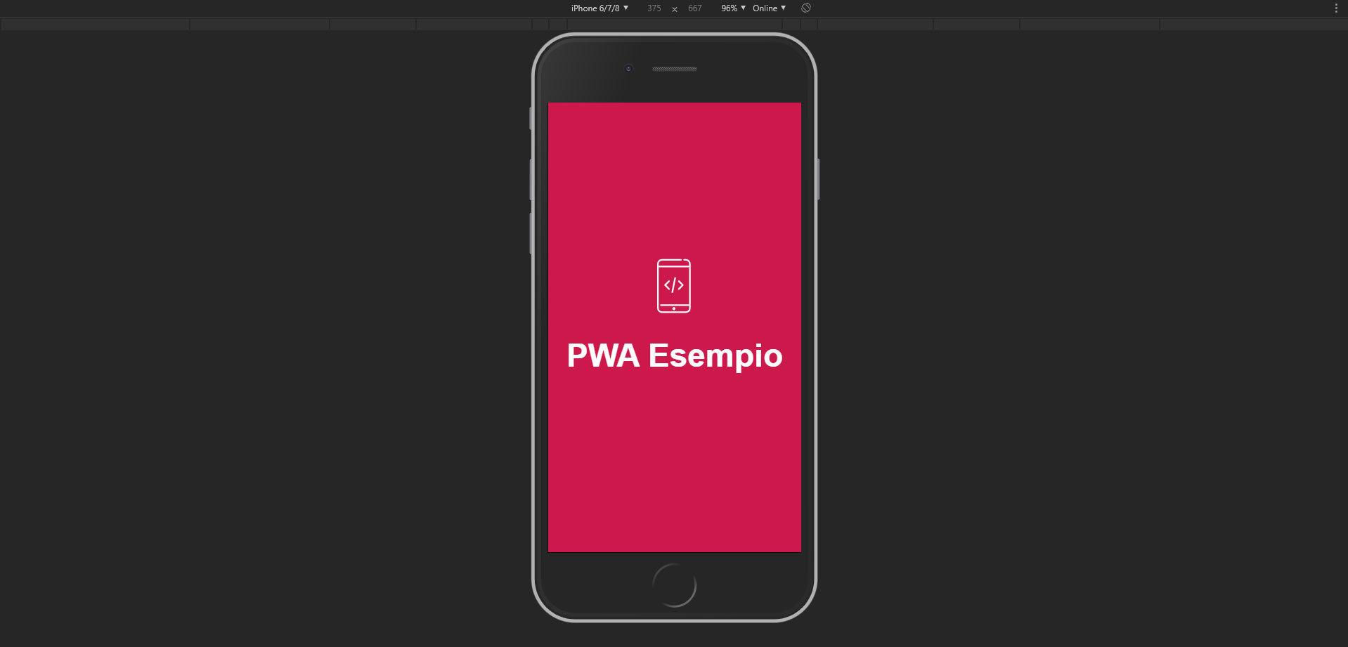 PWA di Esempio
