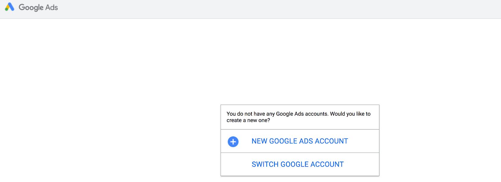 Keyword planner google accounts