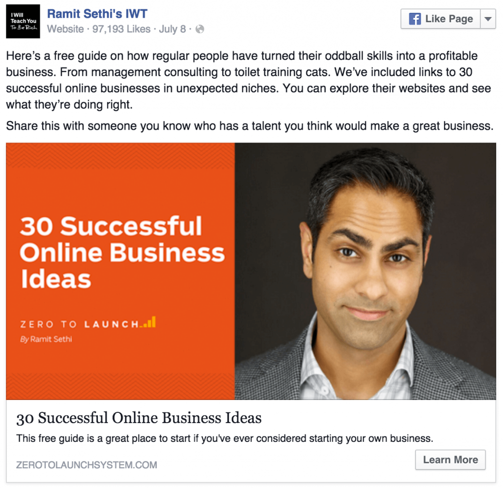 ramit-facebook-ad