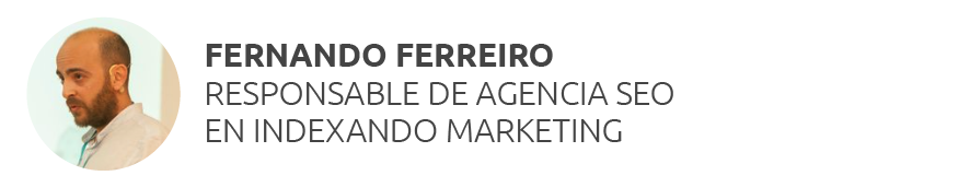 Enlazado interno SEO - Fernando Ferreiro