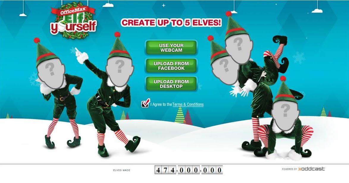 elf-yourself