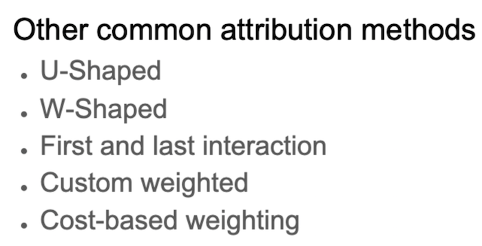 Weekly Wisdom with Tony Wright: Attribution Modeling and Weighting Part 1. Image 1