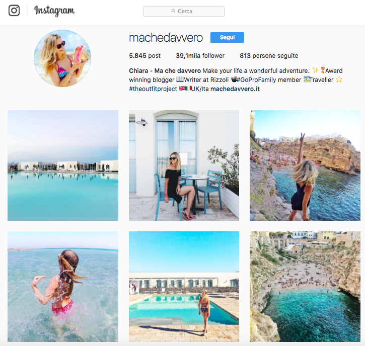 Profili Instagram da seguire: Machedavvero