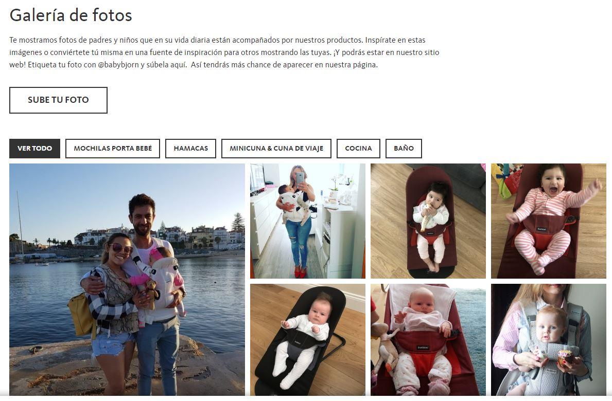 UGC https://www.babybjorn.es/galeria-de-fotos/