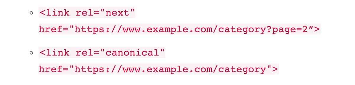 """Come gestire la paginazione di un sito con i comandi rel=""""next"""" e rel=""""prev"""