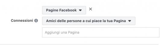 Amici della Pagina Facebook