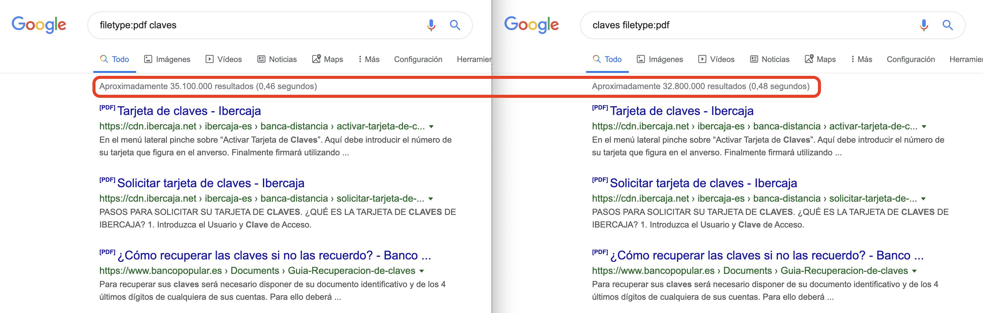 Búsqueda avanzada en Google - Trucos de búsquedas