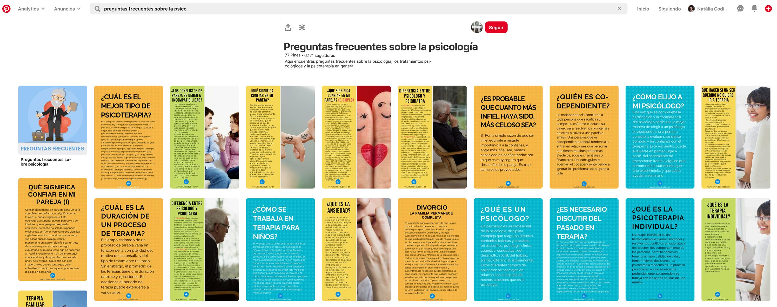 Qué es Pinterest - Atraer tráfico web