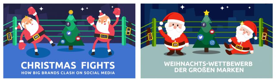 Cómo promocionar un negocio - Papa Noel