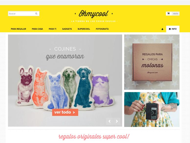 Página web - Ejemplo de sitio multipágina