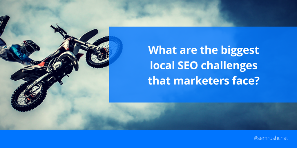 The biggest local SEO chalenges