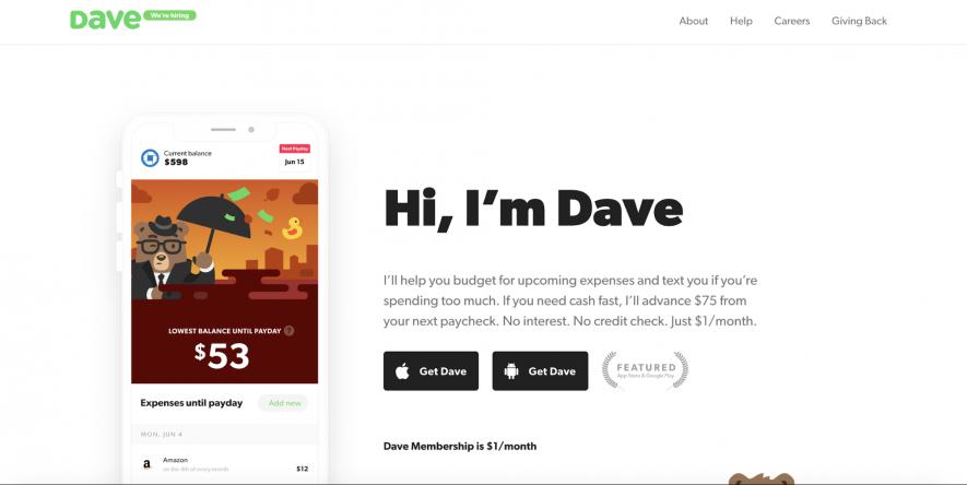 Umanizzare un brand, l'esempio Dave