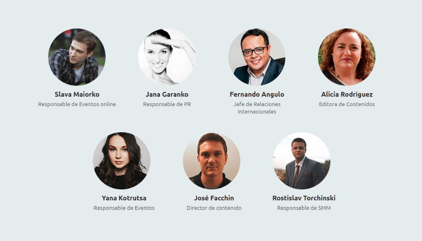 Equipo de Marketing en español de SEMrush