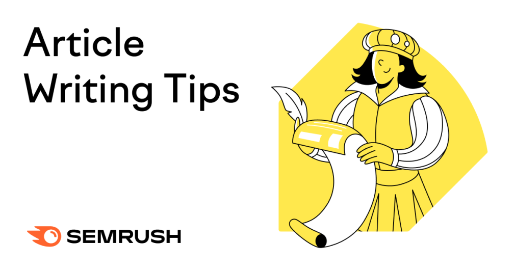 5 Article Writing Tips to Create Great Content