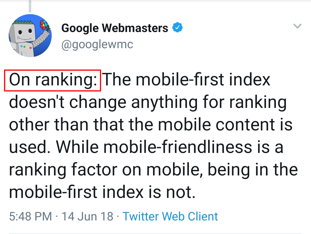 Google-mobile-first-indexing-ranking