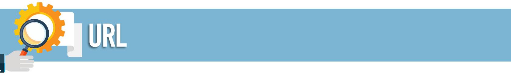 URL banner