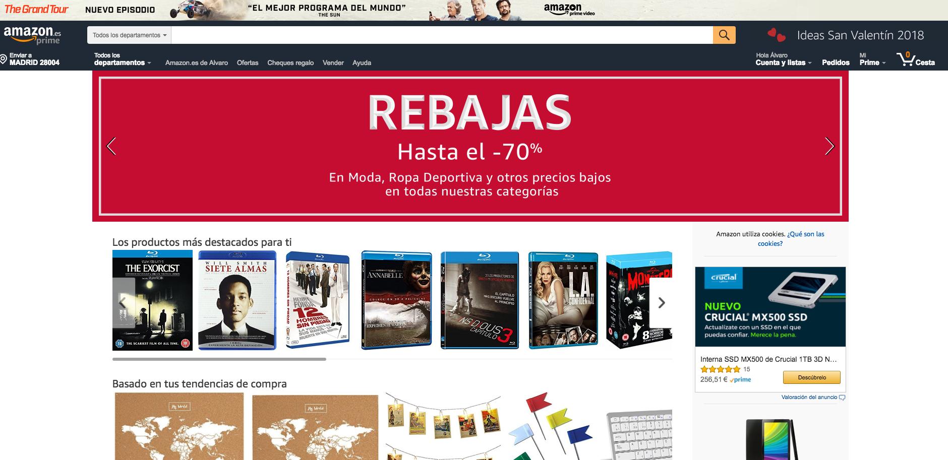Cómo medir una página web - Tipologia de comercios electrónicos