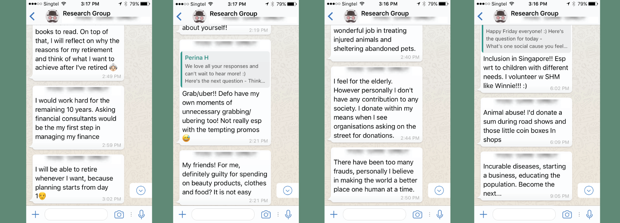 ricerca per whatsapp business di Hektor
