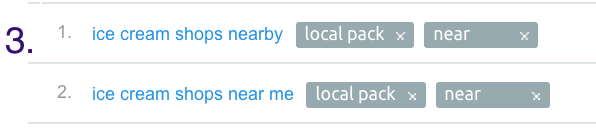 tags for near me terms