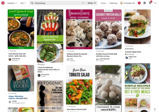 Pinterest: O Que É e Como Otimizar Imagens e Descrições em 2020 . Imagem 2