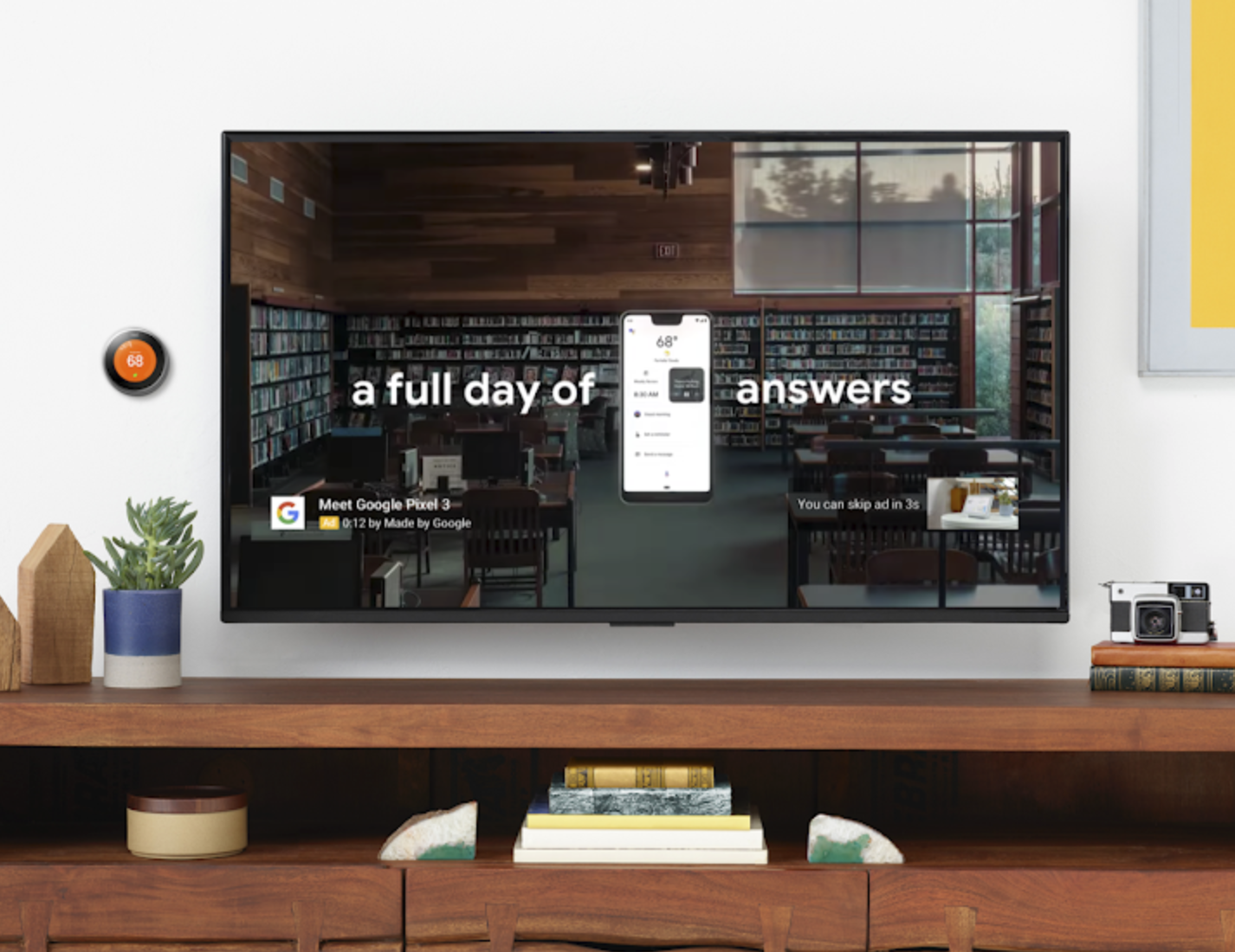 TV device targeting in google ads