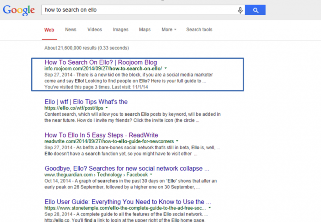 how-to-search-on-ello