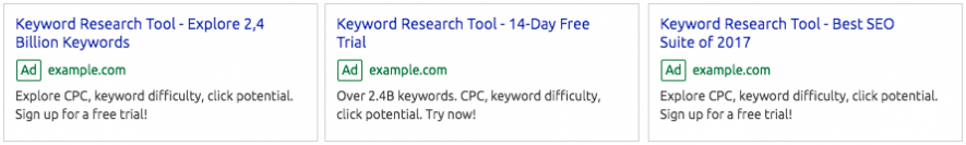 Campañas de PPC - Reinventar ads