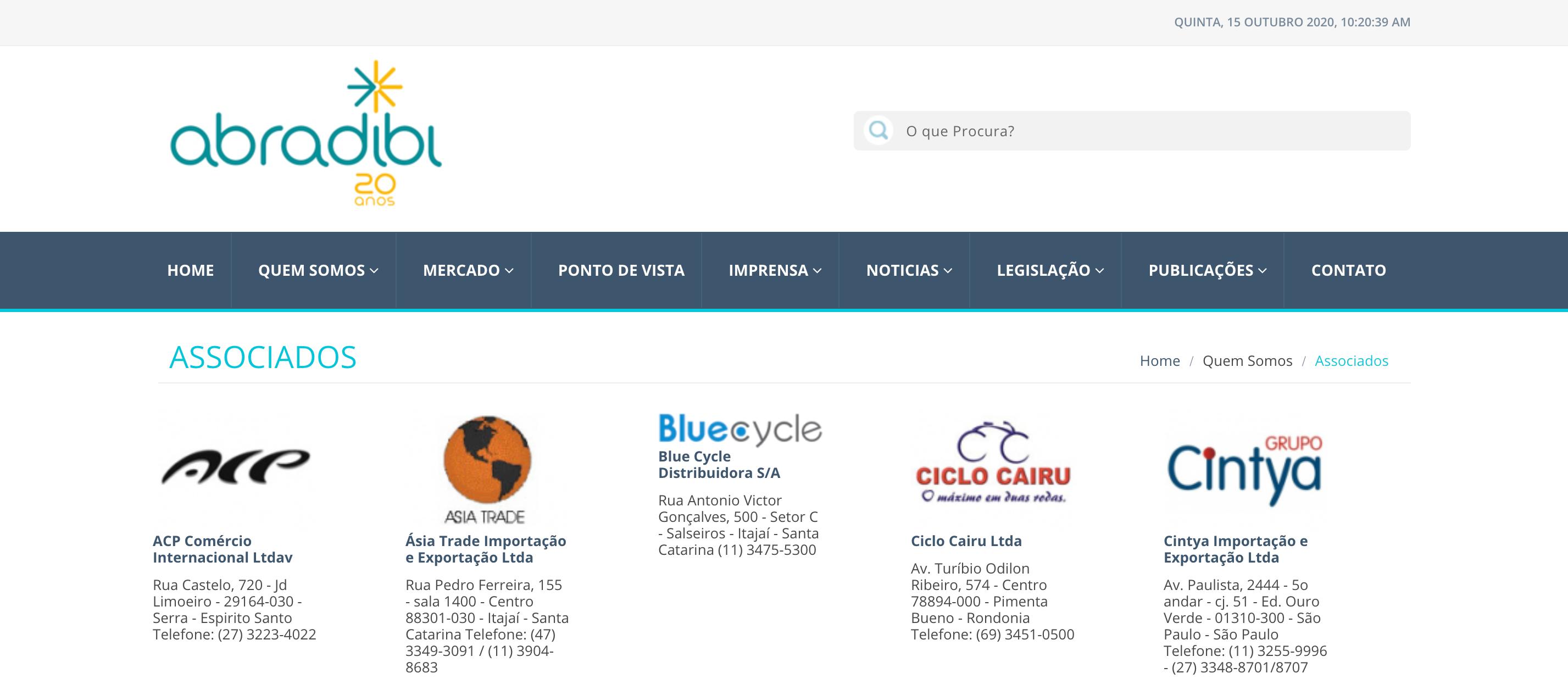 Abradibi bicicletas