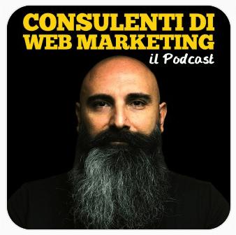 Il podcast di Alessandro Mazzu per i consulenti di web marketing