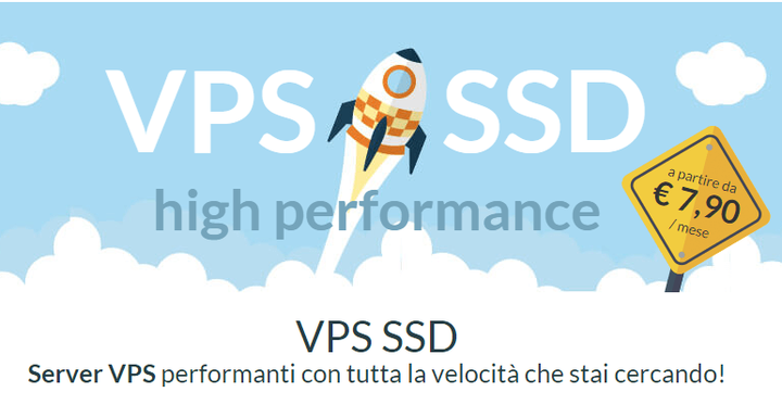 Web Hosting e server virtuali VPS