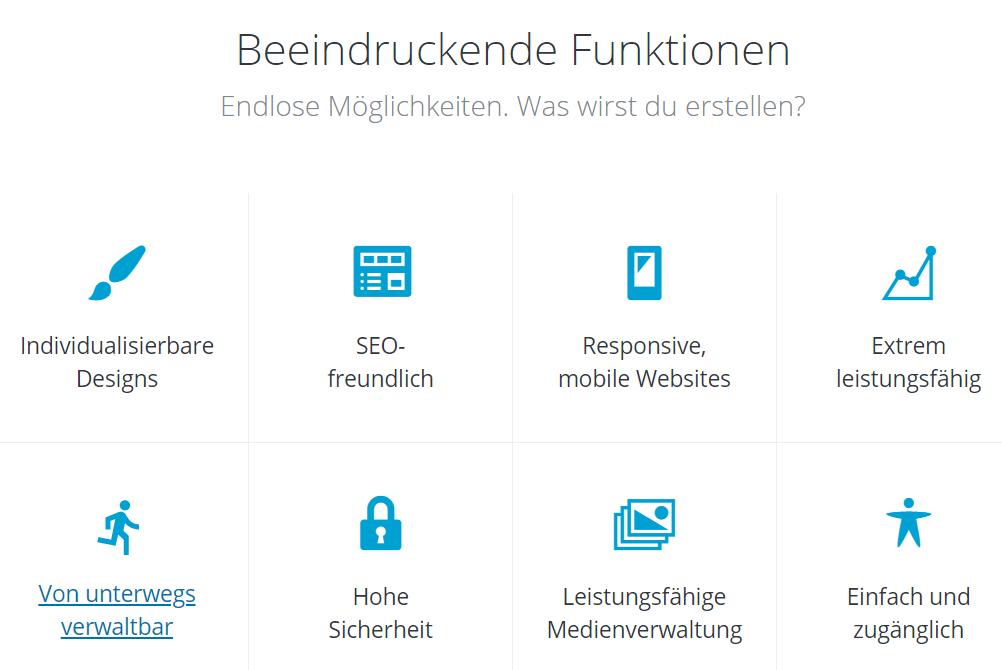WordPress-Funktionen