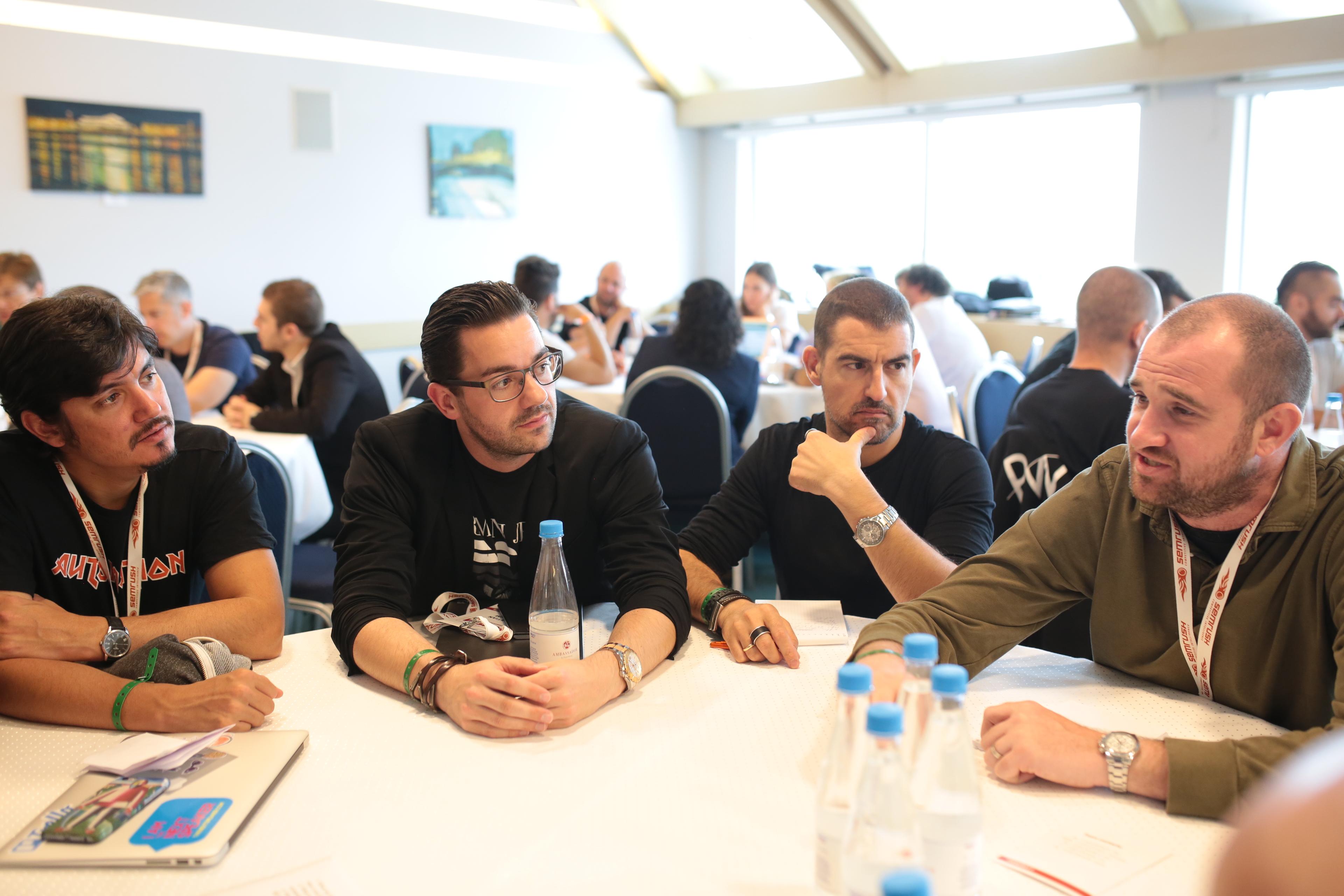 White Nights SEMrush Meetup - Experts share their feedback on SEMrush tools